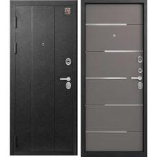 Входная дверь Центурион C-108 серый софт