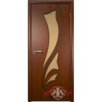 Межкомнатная дверь ВФД Лилия маккоре (5до2)