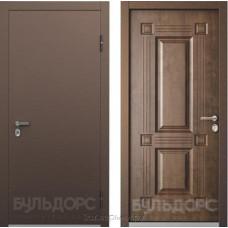 Входная дверь Бульдорс орех