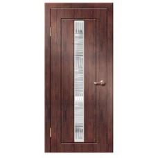 Межкомнатная дверь Челси стекло тик