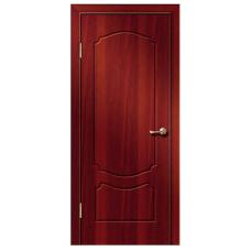 Межкомнатная дверь Дверлайн Кэрол глухая итальянский орех