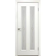 Дверь Эврика белый ясень