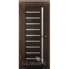 Межкомнатная дверь Гринлайн Х-11 венге