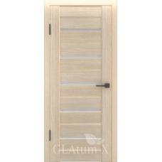 Межкомнатная дверь Гринлайн х-7 капучино
