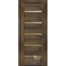 Межкомнатная дверь Гринлайн х-7 трюфель