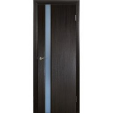 Межкомнатная дверь Триплекс 1 африканский орех