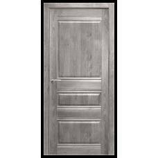 Межкомнатная дверь Классика глухая серый
