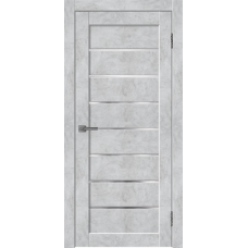 Дверь Х 22 бетон снежный