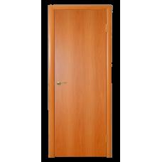 Межкомнатная дверь Гладкая глухая миланский орех