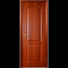Межкомнатная дверь Палитра Глухая Итальянский орех