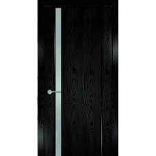 Межкомнатная дверь Танго Дуб бордо
