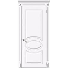 Дверь Реджина белая эмаль