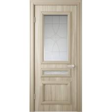 Дверь  Неаполь Ясень бежевый