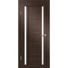 Дверь ВИКТОРИЯ 2 ВЕНГЕ ВЕРТИКАЛЬНЫЙ
