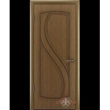 Межкомнатная дверь ВФД Грация орех (10дг3)
