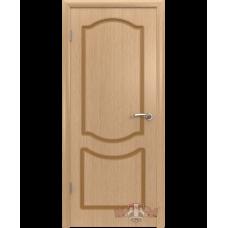 Межкомнатная дверь ВФД классика дуб (2дг1)