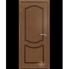 Межкомнатная дверь ВФД классика орех (2дг3)