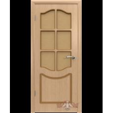 Межкомнатная дверь ВФД классика дуб (2до1)