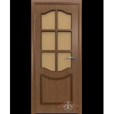 Межкомнатная дверь ВФД классика орех (2до3)