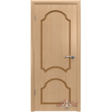 Межкомнатная дверь ВФД кристалл дуб (3дг1) уценка