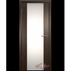 Межкомнатная дверь ВФД триплекс венге (8до4тр)