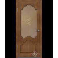 Межкомнатная дверь ВФД Венеция орех (11до3)