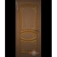 Межкомнатная дверь ВФД Версаль орех (13дг3)