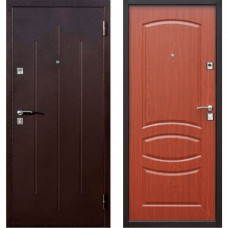 Входная дверь СтройГост 7 итальянский орех