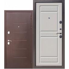 Входная дверь Троя 100 мм беленый ясень