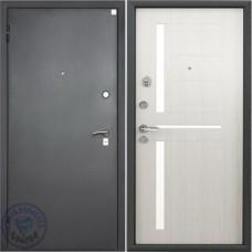 Входная дверь Алмаз беленый дуб