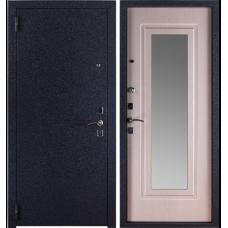 Входная дверь Алмаз зеркало