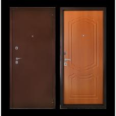 Входная дверь Аргус Лайт Милан.орех