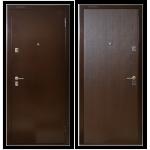 Входная дверь Бульдорс Стандарт Венге