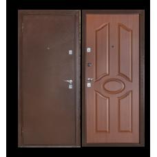 Входная дверь Бульдорс эко итальянский орех