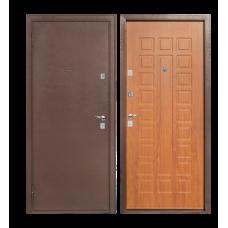 Входная дверь Бульдорс эко орех