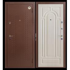 Входная дверь Бульдорс Беленый Дуб