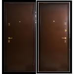 Входная дверь Бульдорс Металл