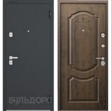 Входная дверь Бульдорс  Мореный дуб