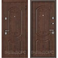 Входная дверь Бульдорс  Мореный дуб-2