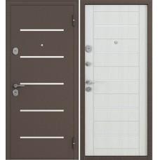 Входная дверь Бульдорс  Шамбори светлый