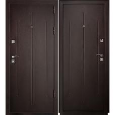 Утепленная Входная дверь Стройгост 7