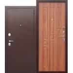 Входная дверь Гарда Рустикальный дуб