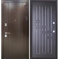 Входная дверь Эталон 10 Венге