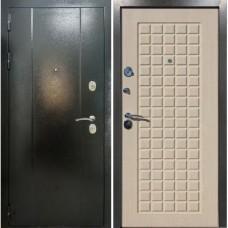 Входная дверь Эталон 20 дуб  молочный