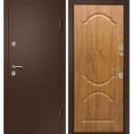 Входная дверь Ретвизан Триера-2 терморазрыв дуб золотой