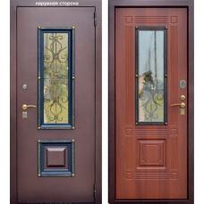 Входная дверь Сандорс Ажур