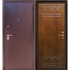 Входная дверь Зевс Н-4 Дуб античный