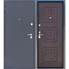 Входная дверь Зевс Н-4 Венге