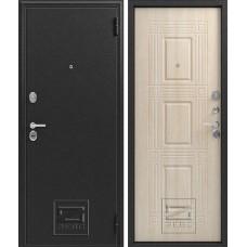Входная дверь Зевс Z-6 дуб седой