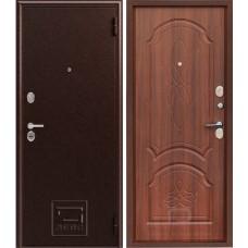 Входная дверь Зевс Z-6 Орех